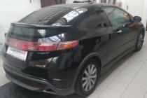 przyciemnianie-szyb-Honda-Civic-05