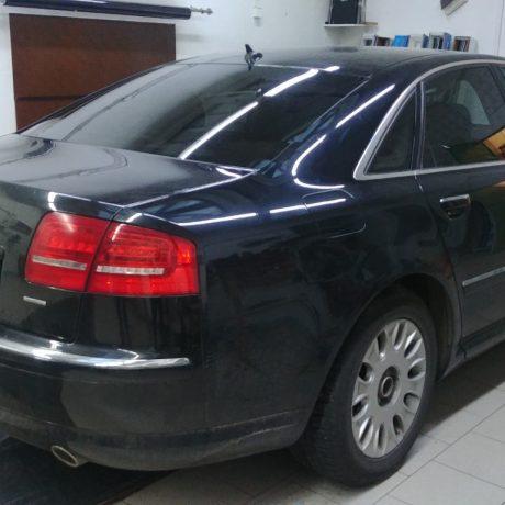 Przyciemnianie szyb Audi a8