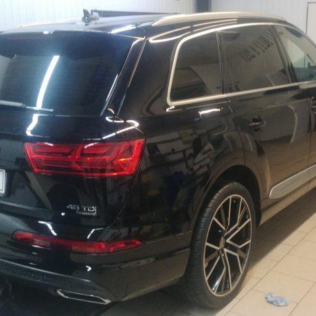 Przyciemnianie szyb Audi q7