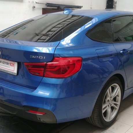 Przyciemnianie szyb BMW