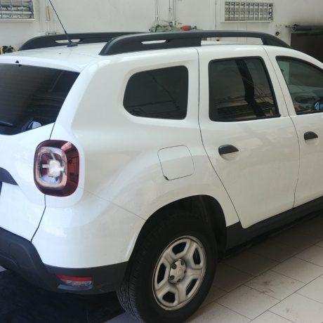 Przyciemnianie szyb Dacia