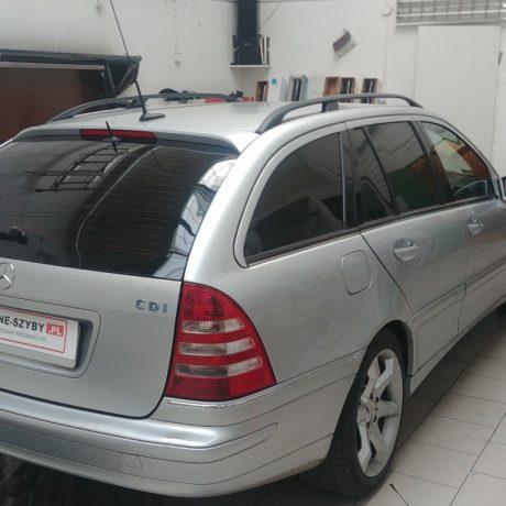 Przyciemnianie szyb Mercedes