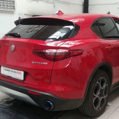 Przyciemnianie szyb Alfa Romeo